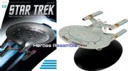 Star Trek Official Starships Collection #108 USS Ahwahnee Cheyenne Class Eaglemoss